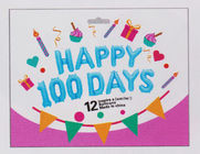 Good Quality Balloon Party Decorations & Happy 100 Days Foil Party Balloons , Cute Letter And Number Balloons on sale